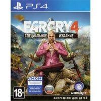 Игра Far Cry 4. Специальное издание (PS4) б/у