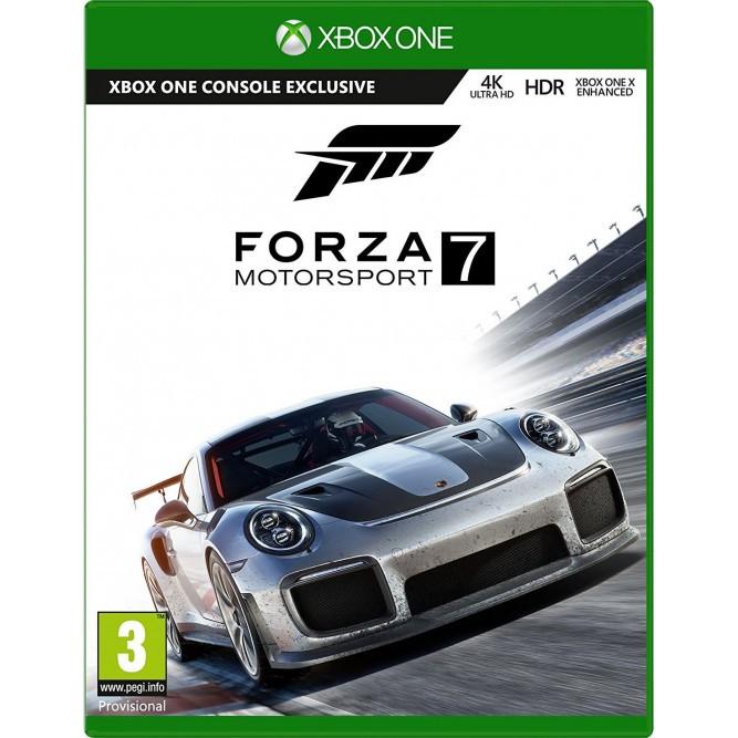 Игра Forza Motorsport 7 (Xbox One)
