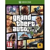 Игра GTA V (Xbox One) б/у