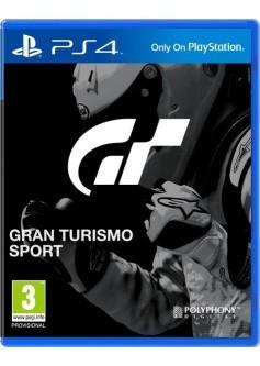 Игра Gran Turismo Sport (с поддержкой VR) (PS4) (rus)