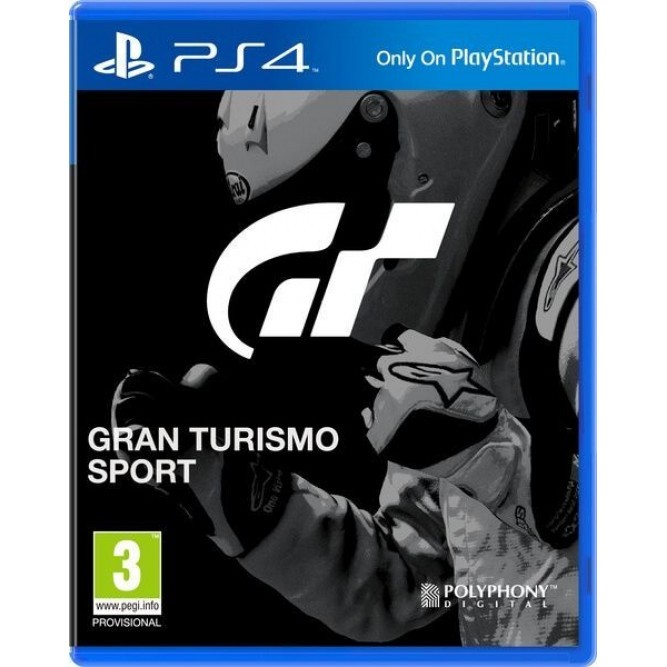 Игра Gran Turismo Sport (с поддержкой VR) (PS4) б/у (polski)