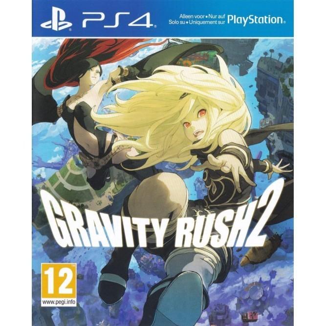 Игра Gravity Rush 2 (PS4) (rus)