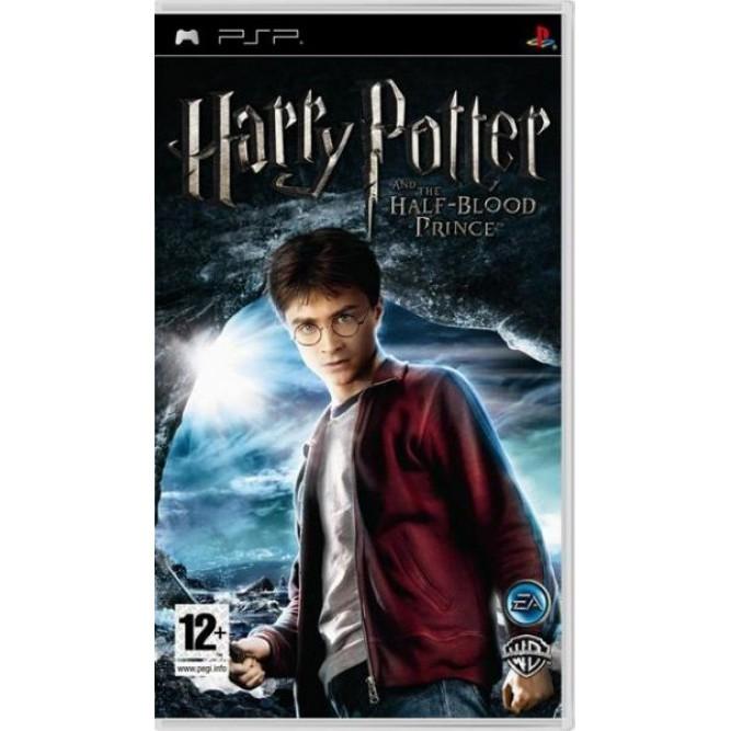 Игра Гарри Поттер и Принц-полукровка (PSP) б/у (rus)
