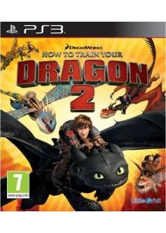 Игра Как приручить дракона 2 (PS3) б/у