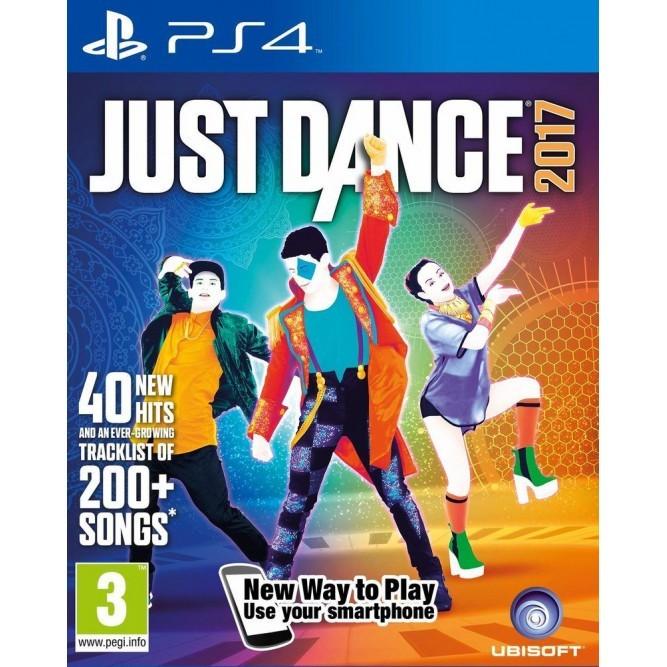 Игра Just Dance 2017 (PS4) б/у