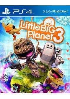 Игра Little Big Planet 3 (PS4) (rus)