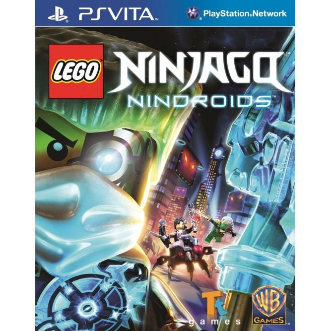 Игра LEGO Ninjago: Nindroids (PS Vita) б/у (rus sub)