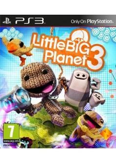 Игра Little Big Planet 3 (PS3) (rus)