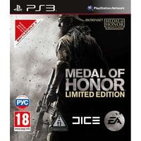 Игра Medal of Honor. Limited Edition (PS3) б/у