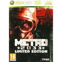 Игра Metro 2033. Limited Edition (Xbox 360)
