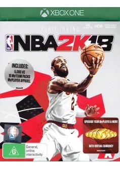 Игра NBA 2K18 (Xbox One) б/у (eng)