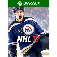 Игра NHL 17 (Xbox One) б/у (rus sub)