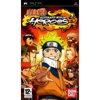 Игра Naruto: Ultimate Ninja Heroes (PSP) б/у (eng)