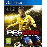 Игра Pro Evolution Soccer (PES) 2016 (PS4) б/у