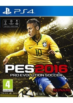 Игра Pro Evolution Soccer (PES) 2016 (PS4)