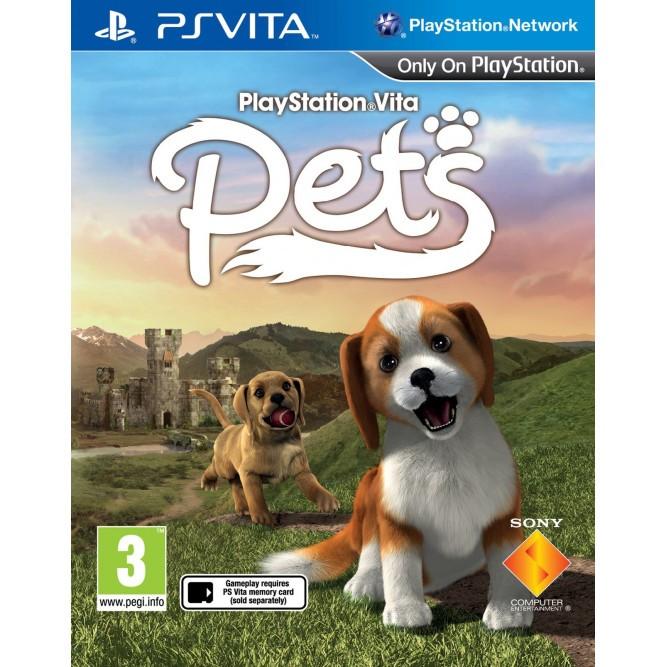 Игра PlayStation Vita Pets (PS Vita) б/у