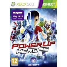 Игра PowerUp Heroes (только для Kinect) (Xbox 360) (rus) б/у