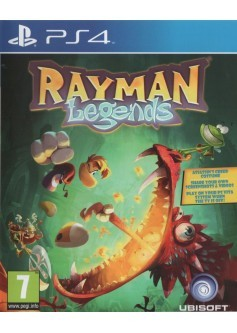 Игра Rayman Legends (PS4) (eng)