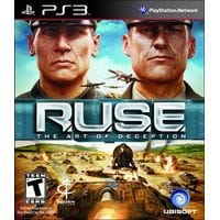 Игра R.U.S.E.: The Art of Deception (PS3) б/у
