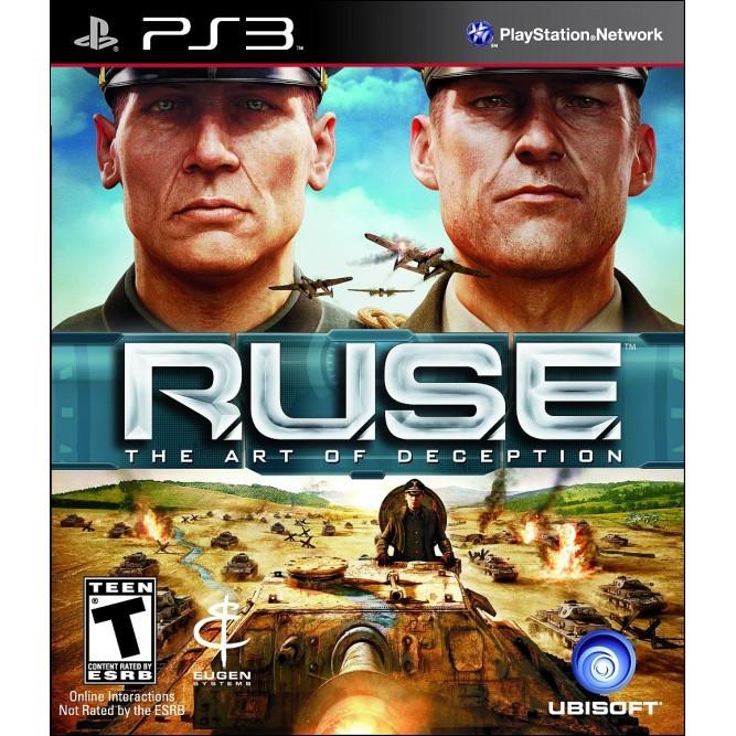 Игра R.U.S.E.: The Art of Deception (PS3) б/у