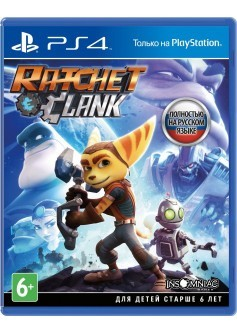 Игра Ratchet and Clank (PS4) (rus)