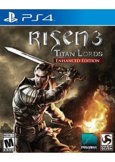 Игра Risen 3: Titan Lords (PS4) б/у