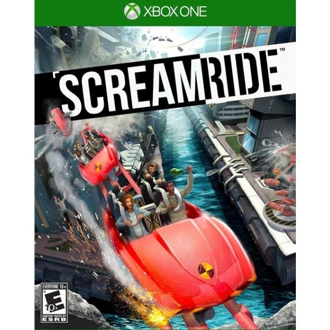 Игра ScreamRide (Xbox One) б/у (rus)