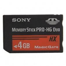 Карта памяти Memory Stick PRO Duo 4 GB (PSP)