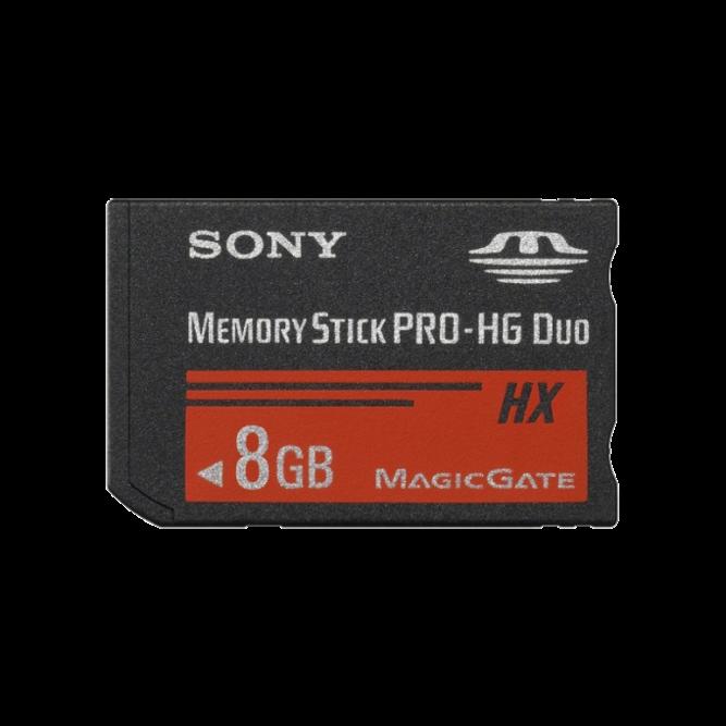 Карта памяти Memory Stick PRO Duo 8 Гб (PSP)
