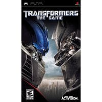 Игра Transformers. The Game (PSP) б/у