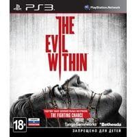 Игра The Evil Within (PS3) б/у (rus sub)