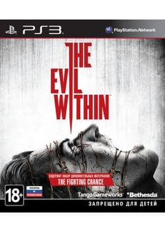 Игра The Evil Within (PS3) б/у (rus sub)