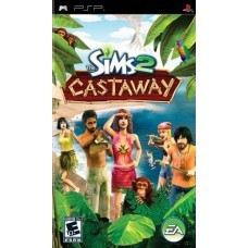 Игра The Sims 2: Робинзоны (PSP) б/у (rus)