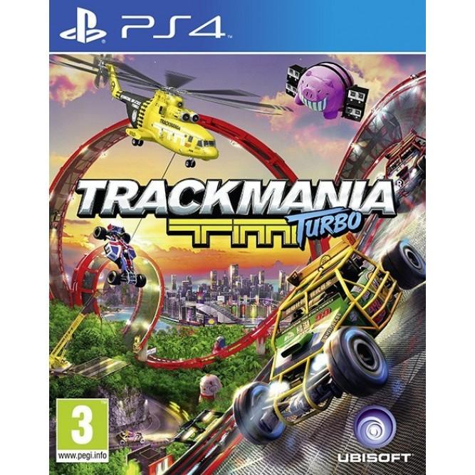 Игра Trackmania: Turbo (PS4) (rus)