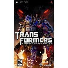 Игра Transformers. Revenge of the Fallen (PSP) б/у