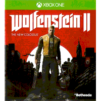 Игра Wolfenstein 2: The New Colossus (Xbox One) (rus)