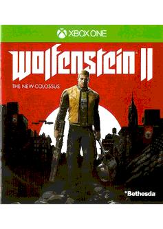Игра Wolfenstein 2: The New Colossus (Xbox One) (rus)