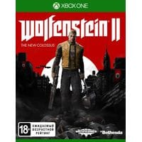 Игра Wolfenstein 2: The New Colossus (Xbox One) б/у (rus sub)