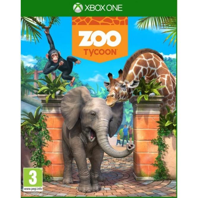 Игра Zoo Tycoon (Xbox One) б/у (rus)