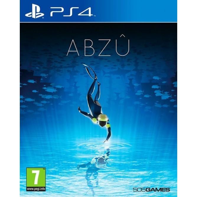 Игра Abzu (PS4) (rus sub)