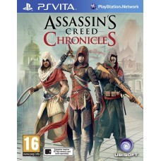 Игра Assassin's Creed: Chronicles (PS Vita)