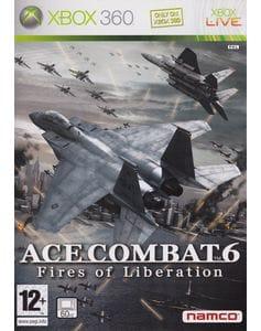 Игра Ace Combat 6: Fires of Liberation (Xbox 360) б/у