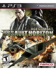 Игра Ace Combat: Assault Horizon. Limited Edition (PS3) б/у (rus)
