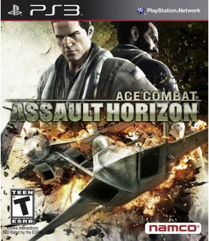 Игра Ace Combat: Assault Horizon (PS3) б/у (rus)