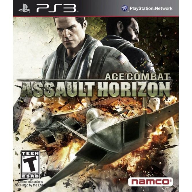 Игра Ace Combat: Assault Horizon. Limited Edition (PS3)