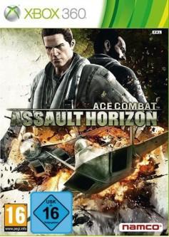 Игра Ace Combat: Assault Horizon. Limited Edition (Xbox 360) б/у