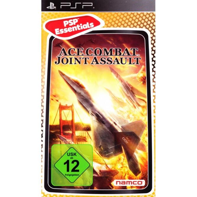 Игра Ace Combat: Joint Assault (PSP) б/у