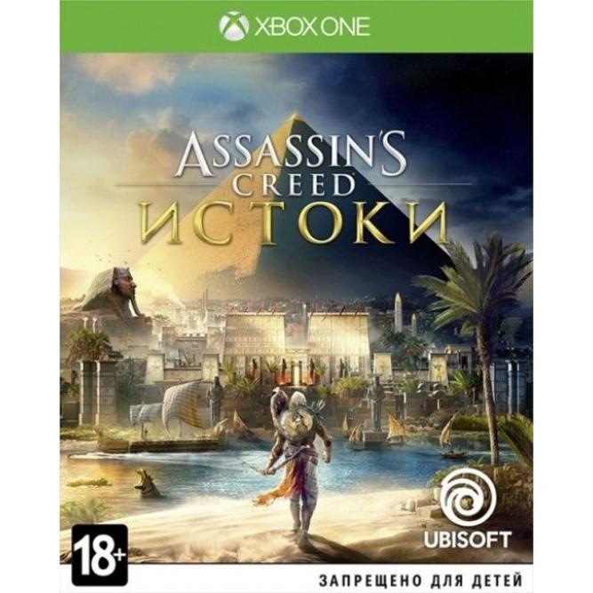 Игра Assassin's Creed: Истоки (Xbox One) б/у (rus)