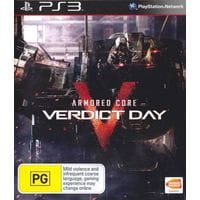 Игра Armored Core: Verdict Day (PS3) б/у