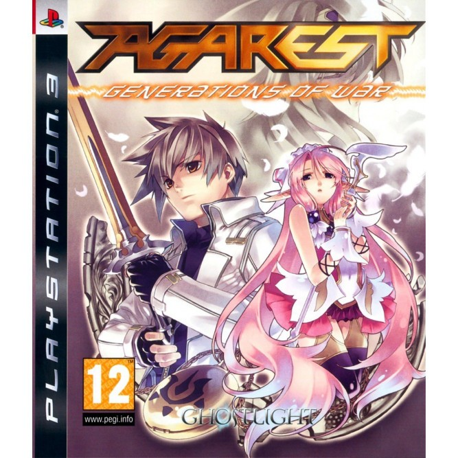 Игра Agarest: Generations of War (PS3) б/у